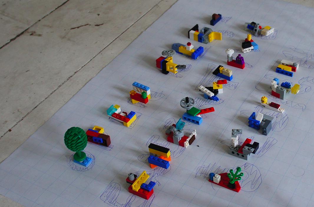 Lego Spot P9