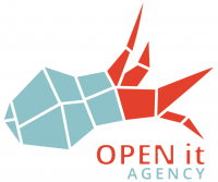 OPEN it Agentur Logo