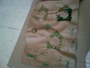 OWi Poster - 11 Posterlabor - Drucken mit Bioplaste Ergebnisse Testreihe 3