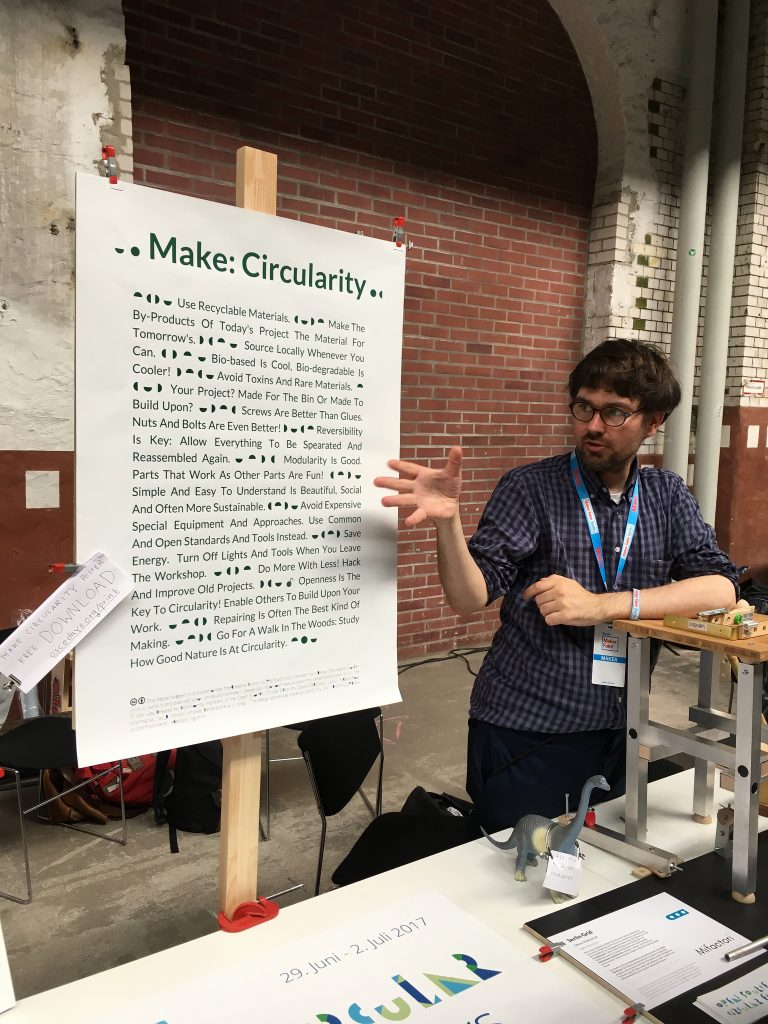 @Maker Faire berlin